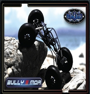 [Z-RTR0027] RC4WD Bully II MOA Competition Crawler Kit [송수신기만 제외]