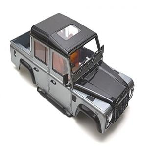[출시예정/ 10월중 입고예정] 1/10 디펜더 D110 트럭 [픽업형 / 모든문 개방가능]