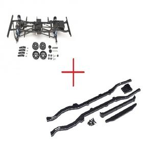 [공동구매 RC4WD Gelande II D110 Parts & Upgrades + Defender D110 Chassis Extension Set  1/10 디펜더 D110 하부 풀 프레임 + 전용새시