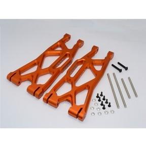[TXM055F/ROR] Aluminum Front/Rear Lower Arms -1Pr Orange