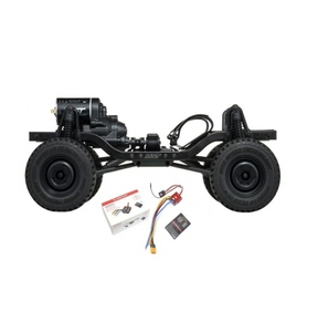 [532148COMBO] MST 1/10 CFX 4WD High Performance Off-Road Car KIT (Free M06 Pinion Gear) w/ Hobbywing QuicRun WP-1080 Crawler-Brushed Waterpr