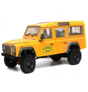 [BRD110COMBO1] 1/10 ARTR Assembled D110 Chassis w/ TRC Raffee Defender D110 Station Wagon Hard Body [디펜더 D110  오픈도어용바디]
