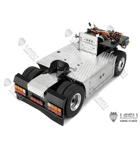 Radium speed model 1/14 truck Scania 4X4 tractor chassis four airbag suspension large stroke high attitude[바디제외 풀메탈 하부만]