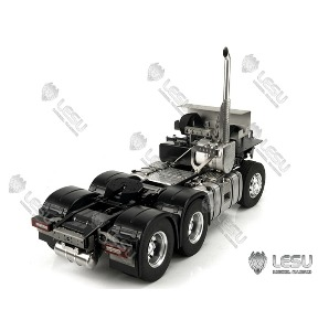 1/14 truck Volvo 6X6 tractor model chassis VOLVO Regal Tamiya car shell directly install LESU [타미야 볼보트레일러에 적용가능]