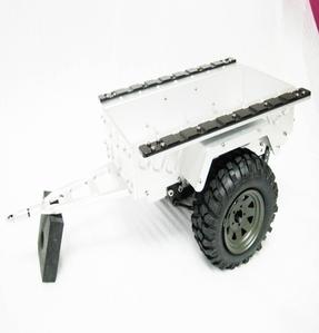 1/10 알미늄 트레일러 트럭