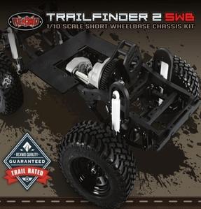 "[Z-K0045] RC4WD Trail Finder 2 Truck Kit ""SWB"" [바디미포함]"