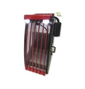 Steinschlagschutz mit LED Bausatz für [RC4WD 굴삭기 낙하물 방지커버 및 LED 포함]