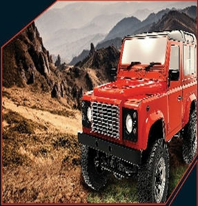 [Z-RTR0026] RC4WD 1/18 Gelande II RTR with D90 Body Set [송수신기미포함]