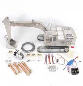 MG 1/14 Full metal Excavator [1/14 풀메탈 유압 굴삭기 풀세트 / 도색필요-송수신기,배터리만 제외]