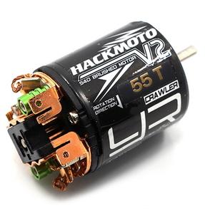 Hackmoto V2 55T 540 Brushed Motor