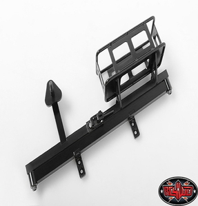 [Z-X0025] RC4WD Tough Armor Swing Away Tire Carrier w/Fuel holder for the G2 Cruiser